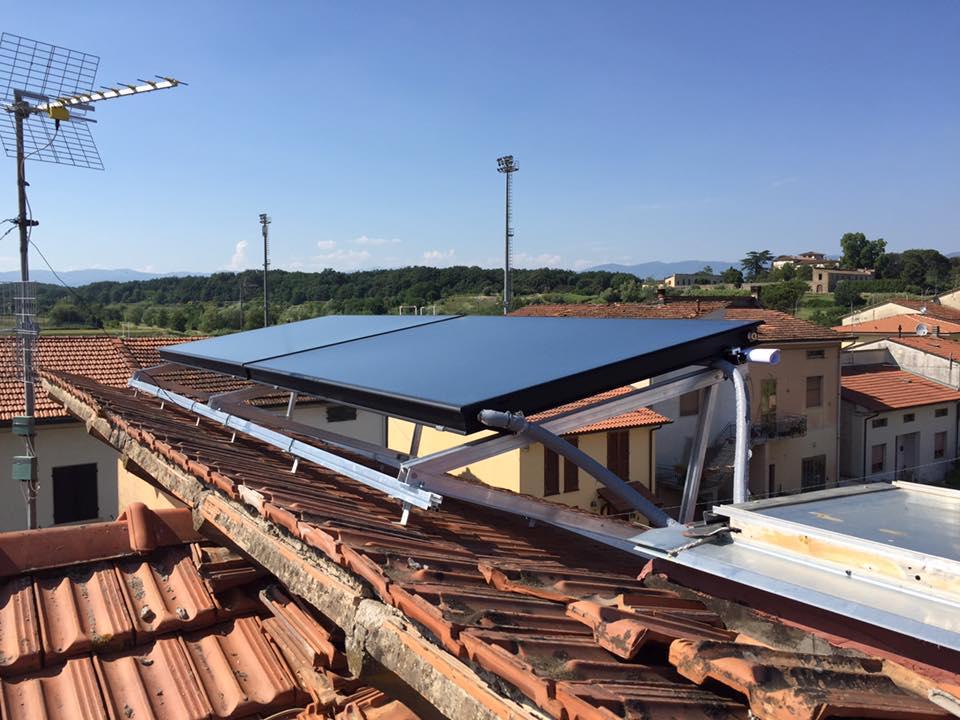 Brunimpianti Pistoia Impianti installazione pannelli solari
