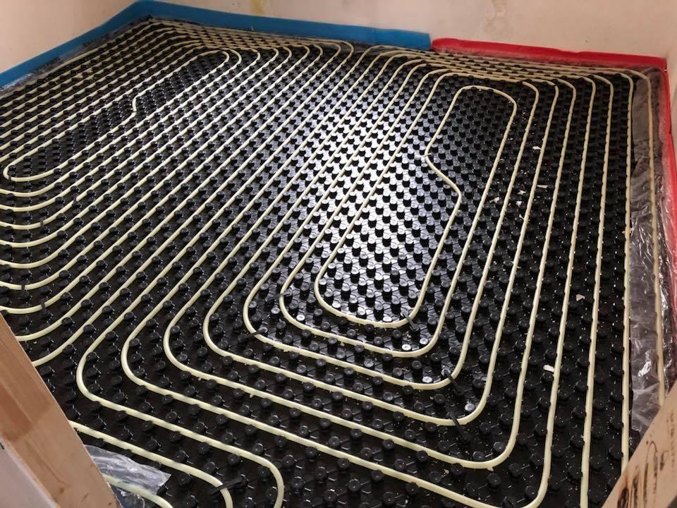 Brunimpianti Pistoia - Progettazione e Realizzazione Impianti Riscaldamento a Pavimento